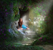 wings of the woods by bcamelier