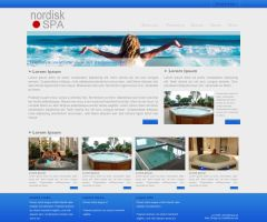 Nordic Spa Mockup by datamouse