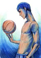 KnB: Deep Blue by Sideburn004