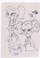 Notes on Atomic Betty by MarcosBnPinto