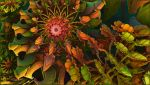 Tropicalish Growths by audre