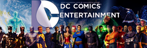 DC Movie Universe by DiamondDesignHD