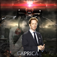 Caprica Attack by PZNS