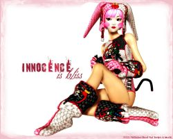 innocence is bliss::Wallpaper by Bloodredsangre