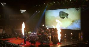 Rush - Caravan - Anaheim Clockwork Angels Tour 201 by newwrldgrl