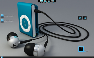 Black blue ipod 2 by marcosfifitcent