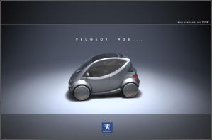 peugeot by Ertugy