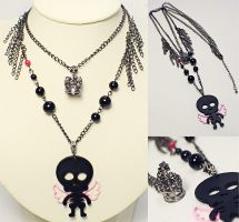Lost Necklace of Lord Skelly by uenkii