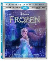 Disney's Frozen: Ultimate Collector's Edition by Polyrhythms