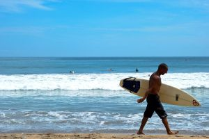 Kuta Beach, Bali by Shooter1970