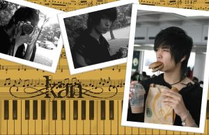 Kan F.Cuz Wallpaper by YseulTristan