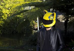 Cosplay  Celty by slayer500