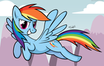Rainbow Dash by ShinodaGE