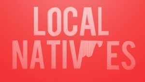 Local Natives Wallpaper Summer Red by agentplay