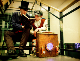 Steampunkers 002 by Grethe--B
