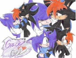 :Contest: Gee and Gracie by Crystalhedgie