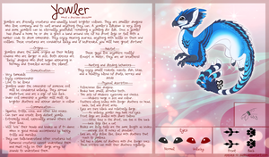 Species - Yowler by Sushi