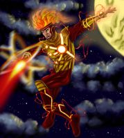 FIRESTORM by wraith2099