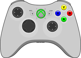 Xbox 360 Controller by Assyrianic