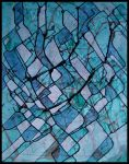 blue abstractos... by santosam81