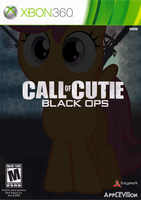 Call Of Cutie: Black Ops by nickyv917