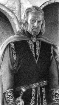 Theoden by aragornbird by Lord-Of-The-Rings