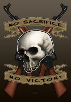 No Sacrifice, No Victory by jRace