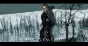 Where are you, Chris? by Hiroko8431