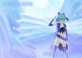 Cirno Is The Strongest by Arkeden