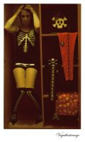 A skeleton in the cupboard by VegaTheStrange