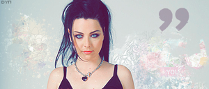 Amy Lee 1 by Dyn by SpaceDynArtwork