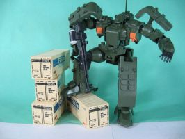 MSJ-06II-A TIEREN GT 1 by shithlord