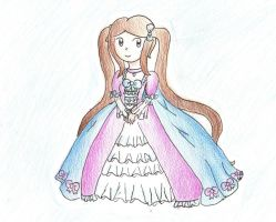 Giulia's Super Smash Bros outfit by HomuPeachy