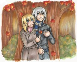 Fall Colors of Romance by Miina-san