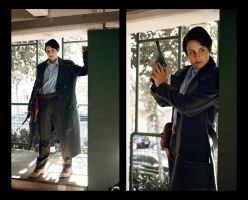 Torchwood - Captain Jack Harkness by Revelio