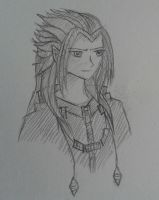 Xemnas...? by Perianth5