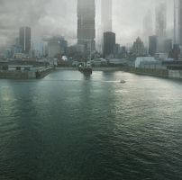 Forgotten City by Jessica-Rossier