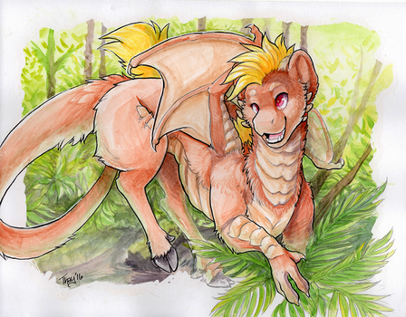 Chimera by ThayRustback