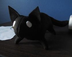 plush odd fox cat weasel thing by Mad-March