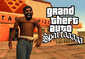 Grand Theft Spartaaa by TheFetishpress