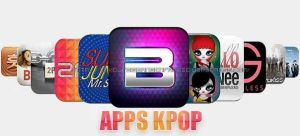 KPOP APPS by Suki-Poulpe