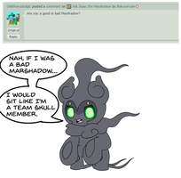 Ask Isaac the Marshadow - 3