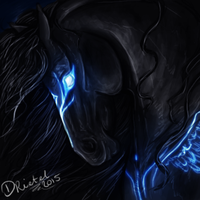 Ivory Light Icon by Frozenstallion
