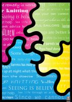 Letter-S Poster by tala8