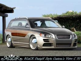 The Volvo Holiday Car by BLaCKDesigN