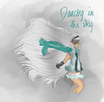 Dancing in the skyyyy by RedSwagStory