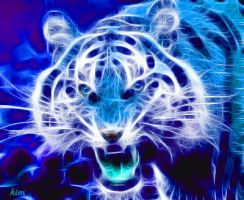 Electro Tiger by Toma07