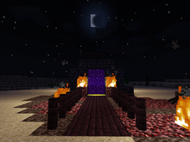 A cubic way to hell by Elektro121