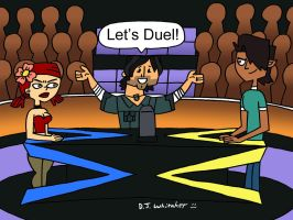 Let's Duel by DJgames