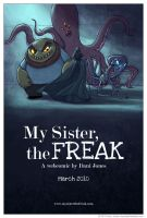 My Sister the Freak Poster 1 by danidraws